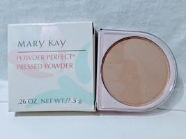 Mary Kay Beige Powder Perfect Pressed Powder - $18.00