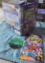 Disney's Party CIB good shape (Nintendo GameCube, 2003) - $24.95