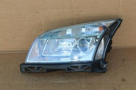 06-09 Mercury Milan Headlight Head light Lamp Driver Left LH - POLISHED