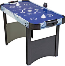 Air Hockey Table Mini Arcade Game Kids Play Pucks Accessories Electronic... - $59.10