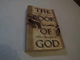 The Book Of God Da Walter Wangerin (1996) Bibbia Come a Novel Zondervan ... - $9.08
