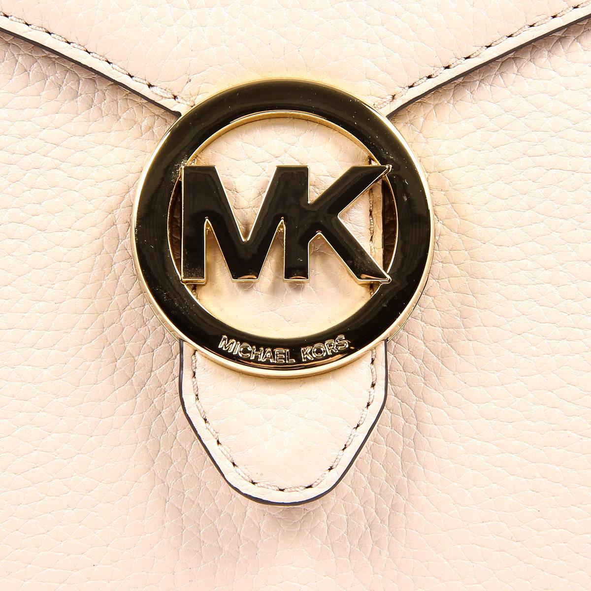Michael Kors Womens Handbag VANNA 35T7GV3S3L BALLET