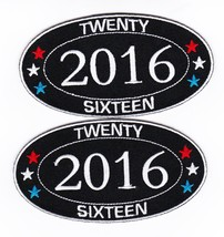 2016 SEW/IRON On Patch Embroidered Badge Emblem Chevrolet Ford Dodge Pontiac - $12.50