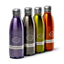 New Good Life Water Bottle Toxin Free High Quality Food Grade Stainless Steel - $34.34+