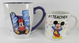 Disney Mini Mouse Efficiency Class 9.2.5 Effective Workflow & Teacher Coffee Mug - $14.97