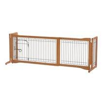 Pet Sitter Freestanding Pet Gate Plus - $130.83