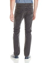 Levi's Strauss 511 Men's Premium Slim Fit Terra Stretch Jeans Gray 511-2079 image 2