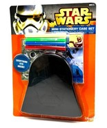 Star Wars Mini Stationery Case Set Collectibles Markers Children's 3+ New - $7.91