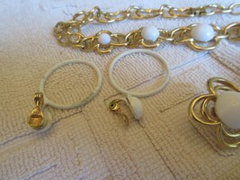 Sacks 5th Avenue , Necklace & Earrings, Vintage , Costume Jewelry Lot - $75.00