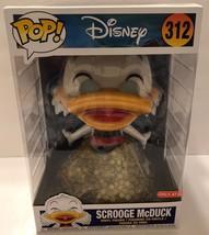 """NIB Funko Pop #312 10"""" Target Exclusive Scrooge McDuck Vinyl Figure Disn... - $74.24"""