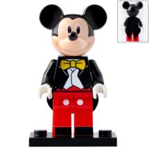 New Mickey Mouse Custume Vest Disney Cartoon Lego Minifigures Toy Gift f... - $2.99