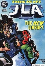 JLA (1996 series) #16 [Comic] [Jan 01, 1996] DC Comics - $3.11