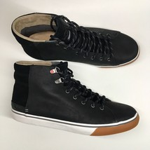 UGG Mens Hoyt Sz 10.5 UK 9.5 EU 44 Fashion Sneaker Black S/N 1017309 - $79.19