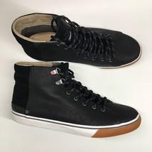 UGG Mens Hoyt Sz 10.5 UK 9.5 EU 44 Fashion Sneaker Black S/N 1017309 - $79.19