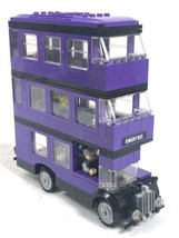 LEGO Harry Potter The Knight Bus (4866) 99% Complete! - $36.25