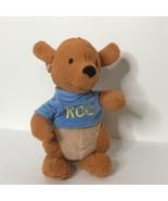"Disney Store Roo Kangaroo Plush Stuffed Animal Beanie 12"" Tall - $29.09"