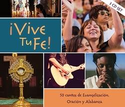 ¡Vive Tu Fe! by Various Artists - CD