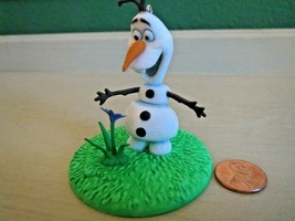 Frozen Disney Olaf in Summer Keepsake Christmas Ornament Hallmark 2015 - $5.45