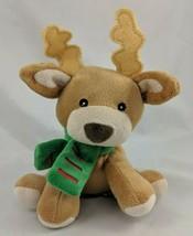 "Scholastic Reindeer Plush 5.5"" 2017 Stuffed Animal toy - $8.95"