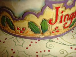 Jim Shore Bells On Bobtail Rings image 12