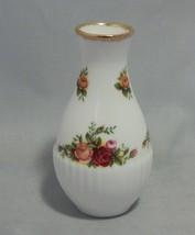 "Royal Albert Old Country Roses 4 1/4"" Vase - $10.89"