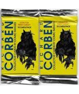 Richard Corben Trading Cards 2 SEALED UNOPENED 10 Card Packs 1993 Comic ... - $5.94