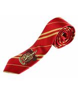 Harry Potter Gryffindor Necktie Tie Halloween Costume USA Cosplay - $7.47