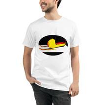 Unisex My First Snowmobile Organic T-Shirt Eco Friendly Men Women Sustai... - $31.00