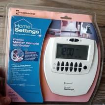 Intermatic Home Settings Wireless Master Remote Control  HA07C - $18.55