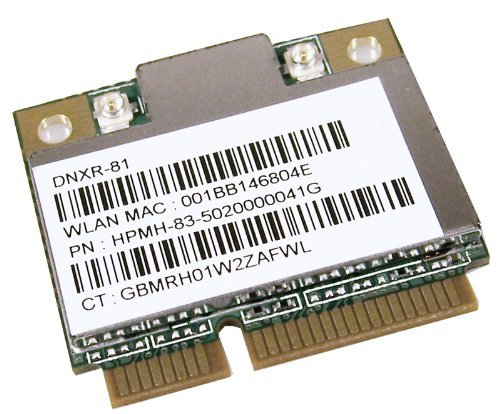 HP Mini 110 3000 Genuine WiFi Wireless Card And Similar Items