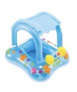 Intex Kiddie Float Baby Toddler Swimming Pool Raft Inflatable Seat Sunsh... - $18.95