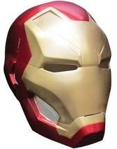 Iron Man Helmet Mask Captain America Civil War Superhero Adult Costume Accessory - $45.53