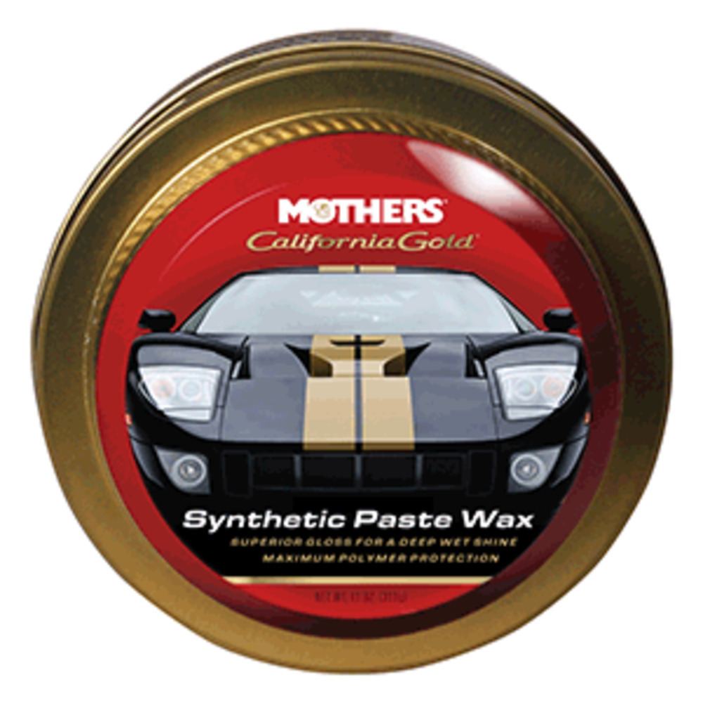 Primary image for Mothers California Gold Synthetic Paste Wax - 11oz