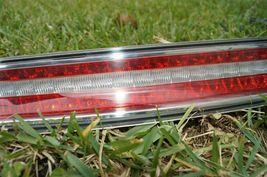 13-16 Lincoln MKZ LED Trunk Mount Center Brake Tail Light Taillight Panel image 3