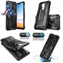 Lg G7 Case, Lg G7 Thinq Case Supcase Unicorn Beetle Series Premium Hybri... - $15.83
