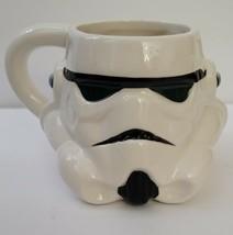 Star Wars Classic Storm Trooper 3D Sculpted Ceramic Coffee Mug - $13.99