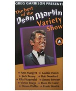 VHS The Best of Dean Martin Variety Show Special Edition Greg Garrison  - $8.17