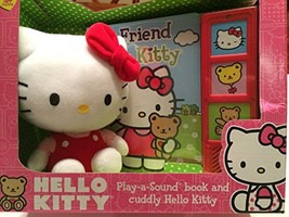 Hello Kitty Sound Book and Cuddly Hello Kitty - $39.55