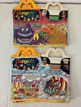McDonald's Happy Meal Boxes CHANGEABLES 11 Total New and Unused RARE - $60.43