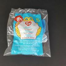 TY Teenie Beanie Baby Rocket Blue Jay McDonalds #5 1999  - $6.93