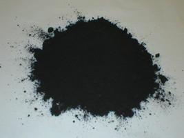 920-01 Black Concrete Cement Powder Color 1 lb. Makes Stone Pavers Tiles Bricks  image 1
