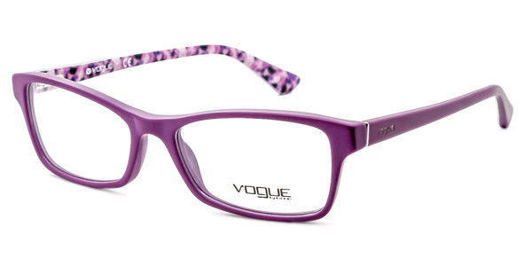 Authentic Vogue Eyeglasses VO2886 2224 Purple Frames 51MM RX-ABLE