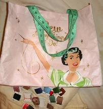 Shoping Bag from Joann Fabric and Craft Stores with Thread  - $8.99