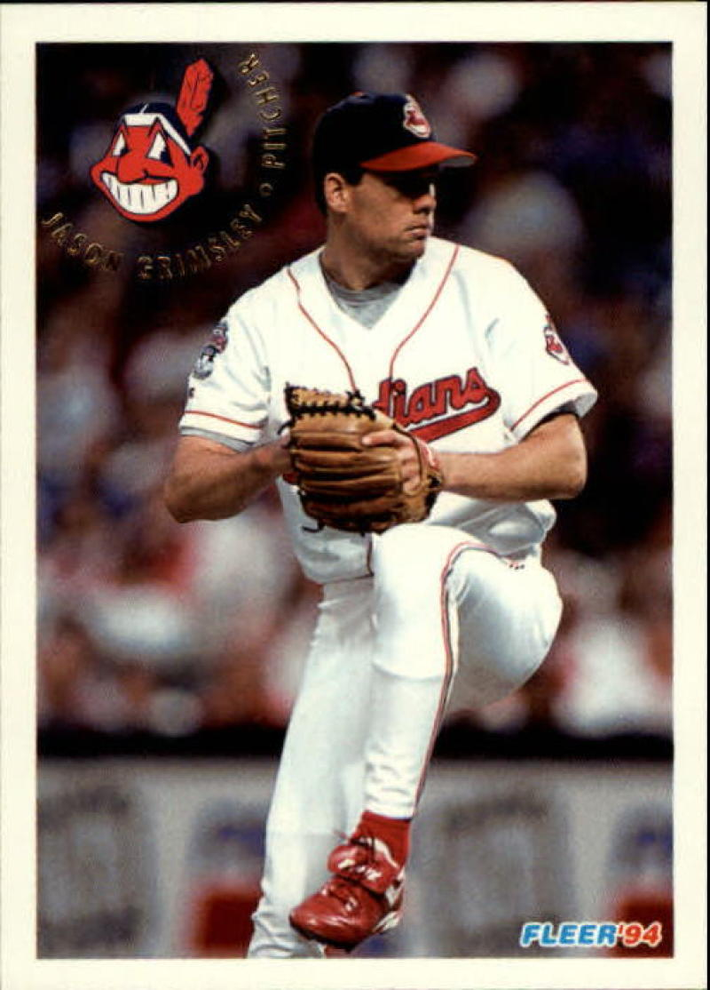 Primary image for 1994 Fleer Update #31 Jason Grimsley NM-MT Indians