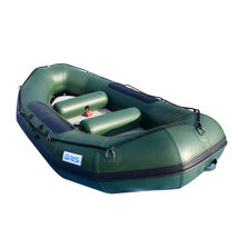 BRIS 1.2mm 9.8ft Inflatable White Water River Raft Inflatable Boat Floating Tube image 3