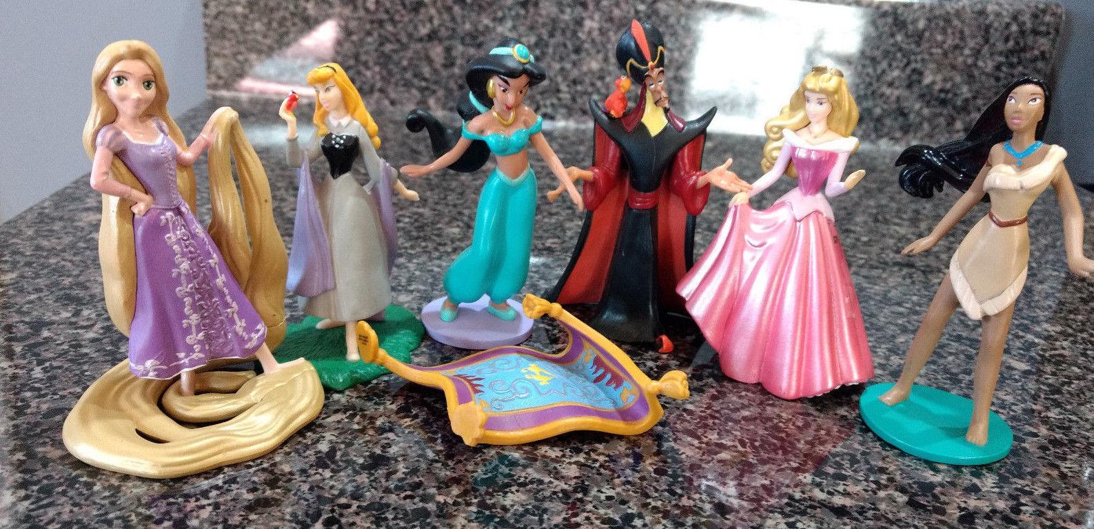 """Disney Characters PVC Plastic 3 1/2-4"""" Figure"""