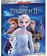 Disney Frozen 2 (Blu-ray + DVD + Digital) - $22.95