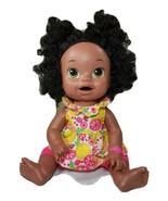 Baby Alive Doll Soft Face Interactive Talks Ethnic Black Hispanic 2014 A... - $55.00