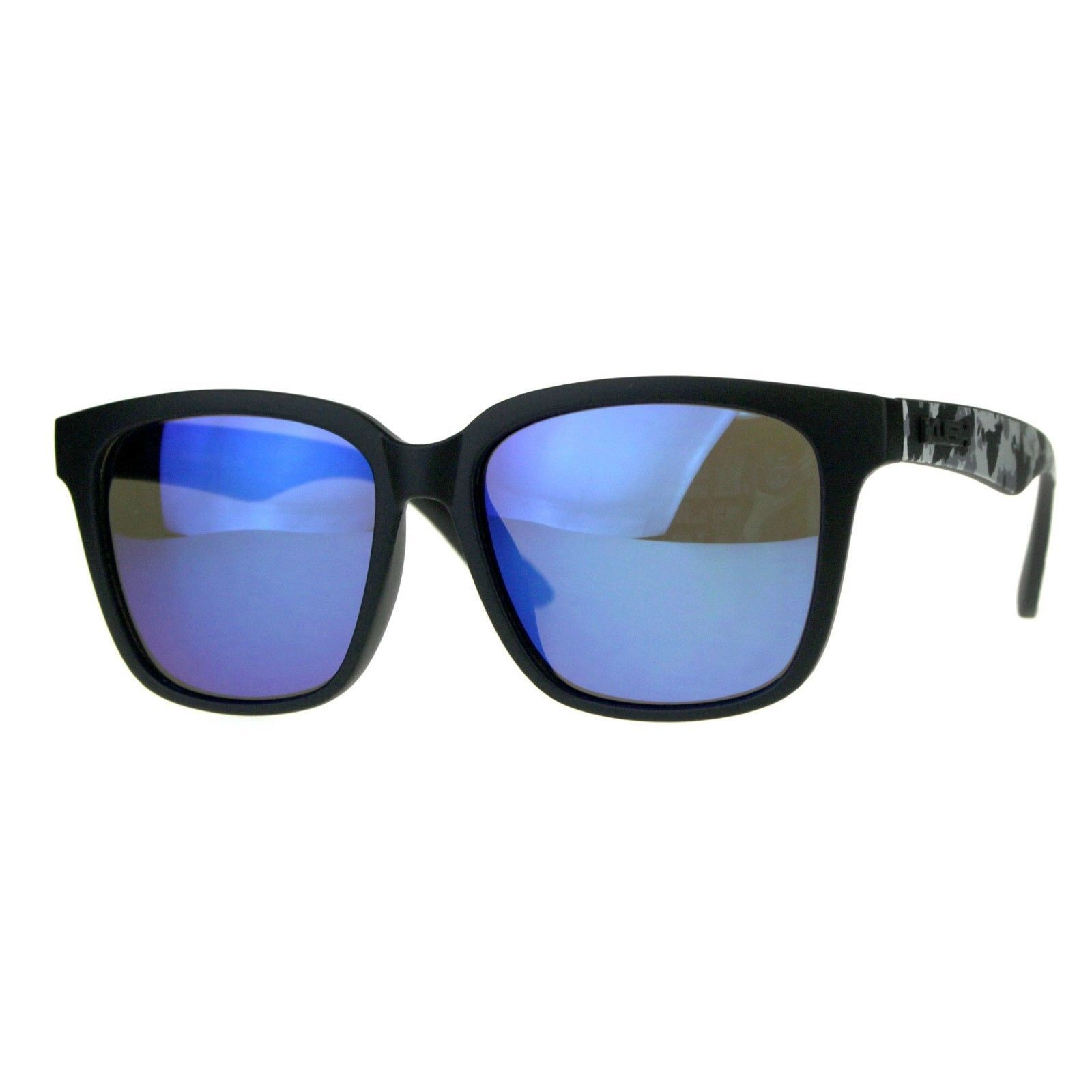 ce921c92d S l1600. S l1600. Previous. KUSH Sunglasses Unisex Black Square Frame  Mirrored Lens UV 400 · KUSH Sunglasses ...