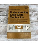 Understanding Solid State Electronics by Texas Instruments Paperback 3rd... - $14.80